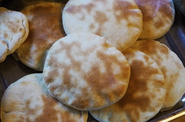 Middle Eastern Bread: Types Of Basic Bread