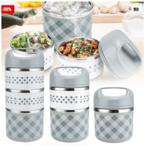 Thermal Food Container Leakproof Lunch Box